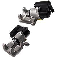 maXpeedingrods Bremssattel 2 Stück Hinten Links + Rechts Bremszange 3C0615403 3C0615404 BHN357E