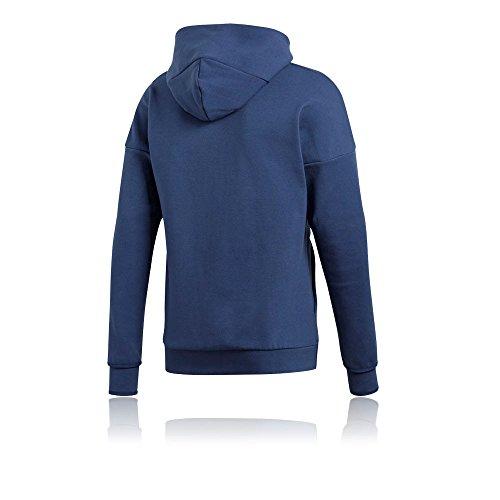 Adidas ZNE Hoody 2, Sweatshirt blau