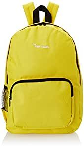 The Vertical Vault Yellow Casual Backpack (VR/VAU14BP/JUS2015)