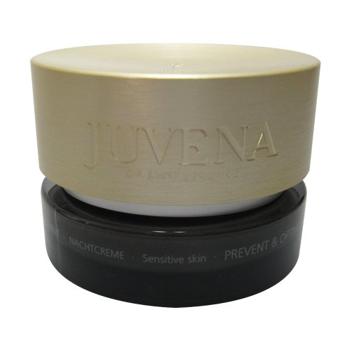 Juvena Prevent und Optimize femme/woman, Nachtcreme Sensitive, 1er Pack (1 x 50 ml)