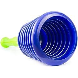 La ventouse parfaite pour éviers et douches (format pratique) Par Luigi's