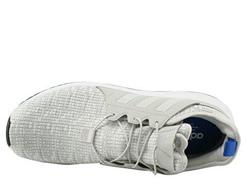 adidas Herren X_plr Laufschuhe, Bianco Mehrfarbig (Grey One F17/grey One F17/blue)