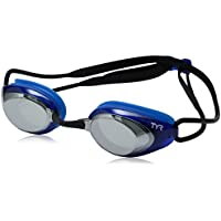 TYR Blackhawk Racing Mirrored Low Profile Swimming Goggles