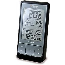 """Oregon Scientific BAR-218-HG - Estación meteorológica con Bluetooth, compatible con App """"Weather & Home"""", color gris"""