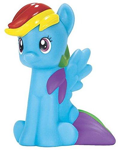 Holland Plastics Original Brand ILLUMI-Mate My Little Pony 'Rainbow Dash' - Tragbare Nacht licht- ideal für die Aufnahme Camping, Urlaub oder Sleepovers (Dash Licht Rainbow)