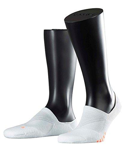 3 Paar Falke Socken 16601 Cool Kick IN Sneaker Sportlicher Invisible, Farbe:White 2000;Socken & Strümpfe:44-45