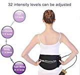 ARG Pulse EMS Electronic Muscle Stimulators Belt Strengthen Abdominal Muscles Provide Weight