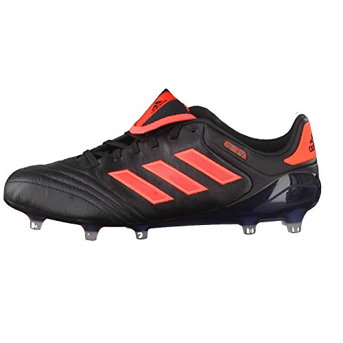 adidas Herren Copa 17.1 FG Fußballschuhe schwarz / rot