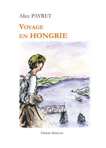 Voyage en Hongrie