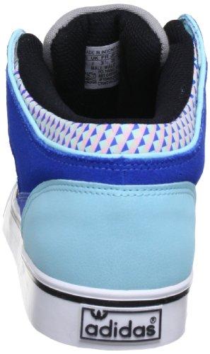 Adidas Originals Culver Mid G65556, Sneaker Uomo Multicolore (mehrfarbig (gris Rock S12 / Noir 1 / Bleu Zest S13)