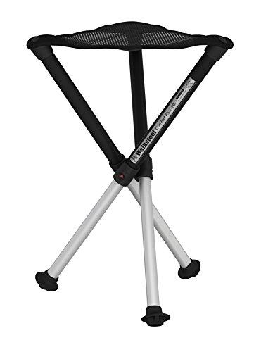 Walkstool Dreibeinhocker zum Mitnehmen Comfort, 45 cm, 63546