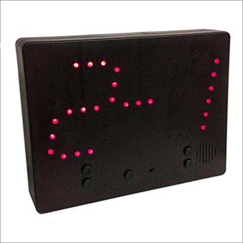 EAXUS LED Ergebnistafel 0-9 | Anzeigetafel | Spielstandanzeige | Zähltafel