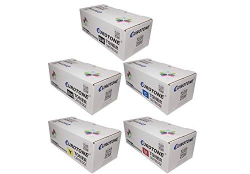 5x-eurotone-xxl-toner-fr-xerox-wc-6605-dnm-dn-n-ersetzt-black-cyan-magenta-yellow