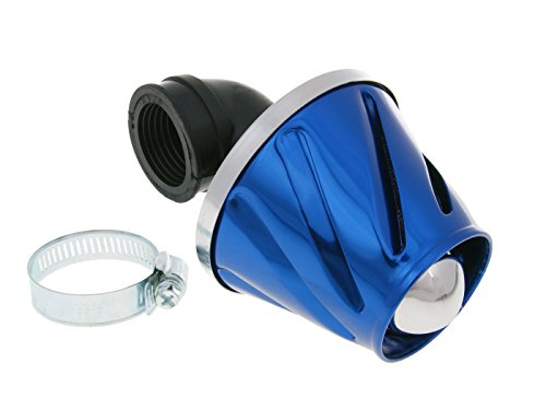 tnt-air-filter-helix-power-28-35mm-carburetor-connection-adapter-blue