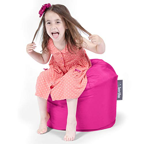 Big Bertha Original, Puff Infantil, Rosa Ciruela