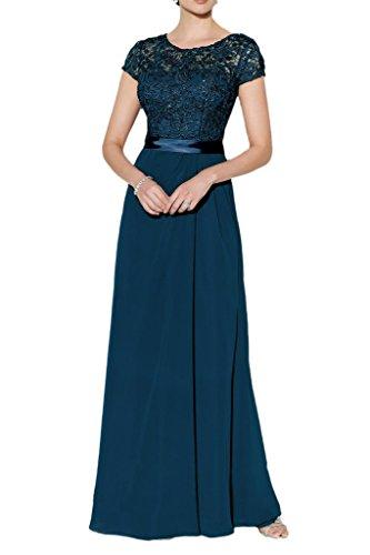Promgirl House - Robe - Trapèze - Femme Bleu - Blaugruen