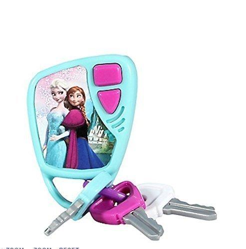 Discount Party Supplies and More Disney Frozen Keys Set Kids Pretend Play Toy Key Ring Anna Elsa W Sound