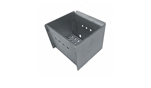 A-S-BurnPot Breckwell Stainless Steel BurnPot for Pellet Stoves