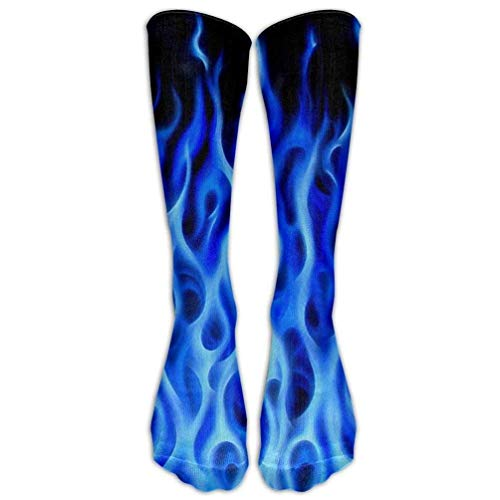 uytrgh Prismatic Unisex-Socken, dreieckig, Dackel, Unisex, knielang, hohe Socken, sportlich, Crew-Socken, Einheitsgröße (Schwarz Diabetische Crew Socken)