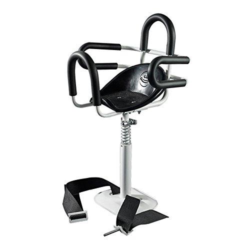 NACHEN Elektrische Motorrad Front Kindersitz Pedal Elektroauto Kindersitz,Black