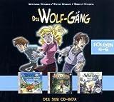 Die Wolf-Gäng: Sammelbox Folgen 4-6. Hörspiel.