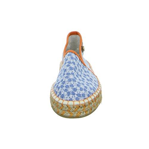 Tamaris 1-1-24602-28 821, Scarpe stringate donna 821SKY FLOWER