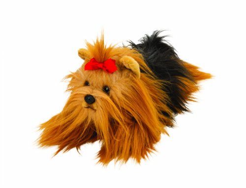 Yomiko Classic Yorkshire Terrier Soft Toy - 33cm