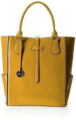 Diana Korr Women's Shoulder Bag (Yellow) (DK25HMUS)