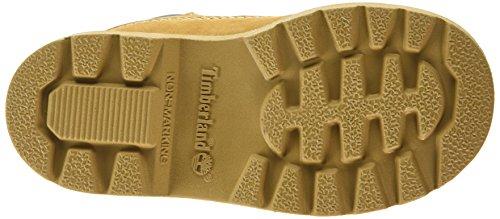 Timberland 6in premium boot - Mixte Junior Jaune