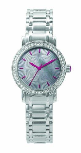 Ted Baker TE4010 - Reloj de mujer de cuarzo, correa de piel color rosa