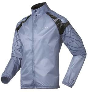 Odlo 345912 Veste de course pour homme Race Bleu Taille S