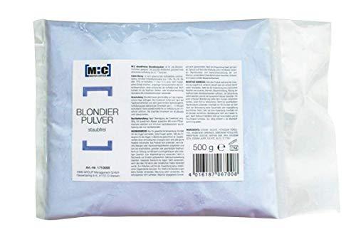 KopfArt Blondierpulver blau, staubfrei, Blondierung 500 g