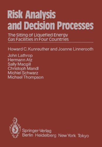 Risk Analysis and Decision Processes: The Siting of Liquefied Energy Gas Facilities in Four Countries