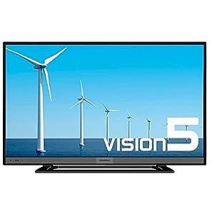 GRUNDIG 22VLE5520BG TV LCD LED 22 POUCES TUNER SAT COMPATIBLE FRANSAT