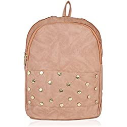 Kleio Designer Studded Backpack for Women / Girls