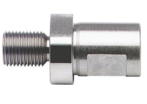 Projahn Bohrfutteradapter 19 mm Weldonschaft (3/4 Zoll) / 1/2 Zoll x 20 NF aussengewinde 38504001