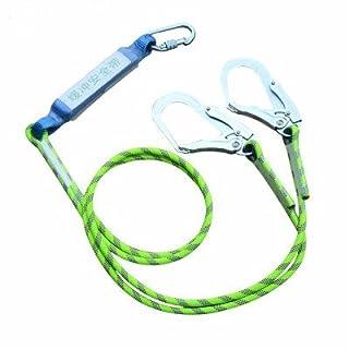 ASOL WHS01 Outdoor Climbing Safety Belt Hook Buffer Rope