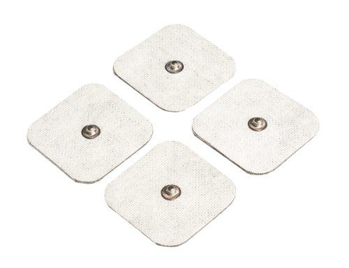 Sanitas - Electrodes Standard 8x - Sachet de 8 lectrodes pour Appareils SEM43  SEM 40