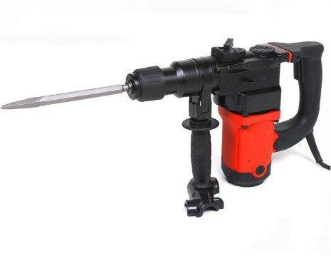 Gowe 2,5cm 26mm Hammer Bohrer (Paket 2) | Dual 2Funktion Rotary Hammer Bohren Werkzeug | 1250W mit stark, Iron Box Verpackung und 9Bits