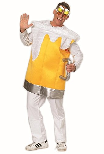 KARNEVALS-GIGANT Ganzkörper Bierkrug für Ganzkörperkostüm und Bierkrug Kostüm