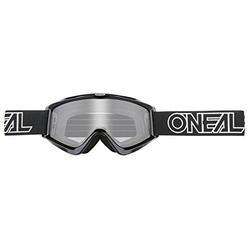 O'Neal B-Zero Goggle Moto Cross MX Brille Downhill DH Enduro Motorrad, 6030-11, Farbe Schwarz