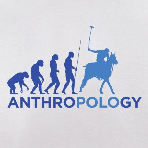 AnthroPOLOgie - Herren T-Shirt - 13 Farben Weiß