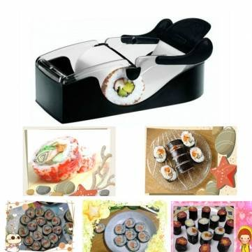 Magic Kitchen Gadgets Perfect Easy Roll Sushi Maker Machine