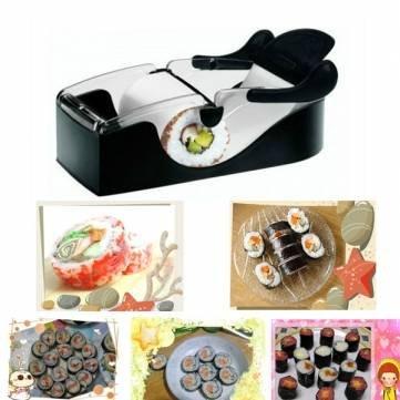 Pakhuis Magic Kitchen Gadgets Perfekte Einfache Roll Sushi -Hersteller-Maschine