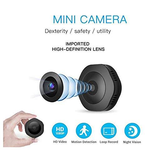 Proglam H10 DV/WiFi Mini Kamera Nachtversion 1080P Bewegungsmelder Camcorder Videorekorder, WiFi