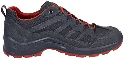 Lowa Sesto GTX Low Shoes Men anthrazit/rost 2017 Schuhe anthrazit/rost