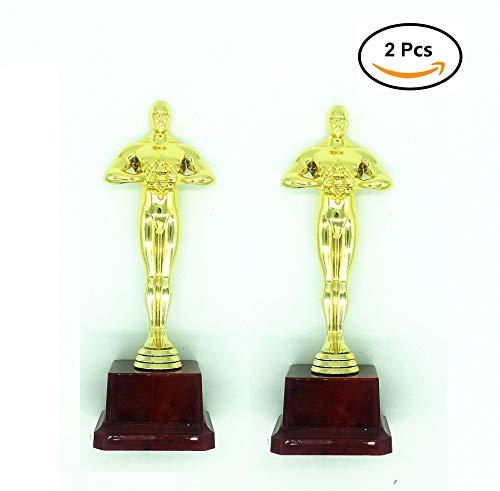 2 pcs Trofeos Oscar Deportivos