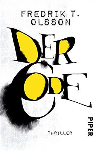Der Code: Thriller (William-Sandberg-Serie, Band 1)