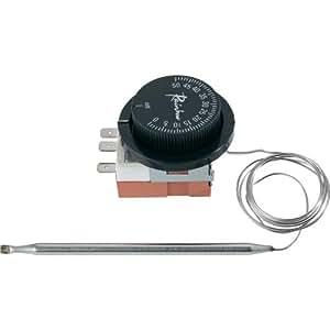 Thermostat encastrable encastré 0 à 50 °C