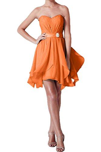 Missdressy - Robe - Femme Arancione